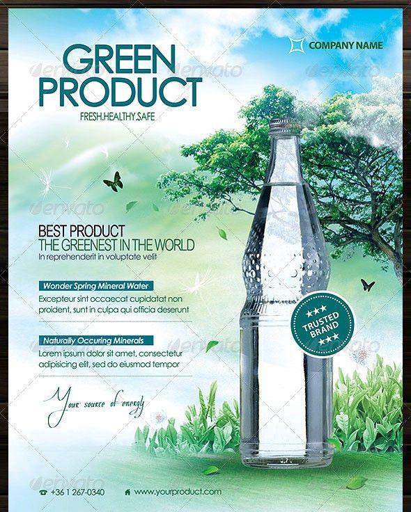 28 Beautiful Product Flyer Templates – Design Freebies