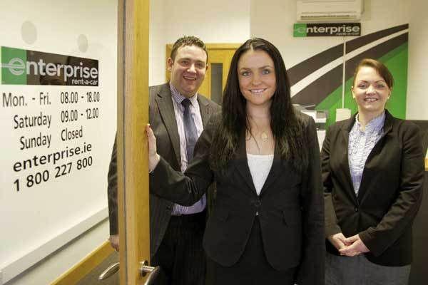 Official Opening of New Enterprise Rent-A-Car Branch in Sligo ...