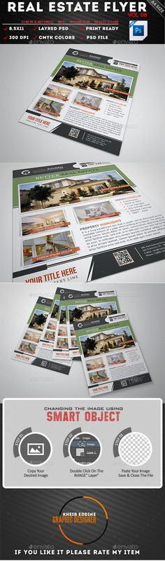 real estate flyer graphic design - Google Search | Inspire Me ...
