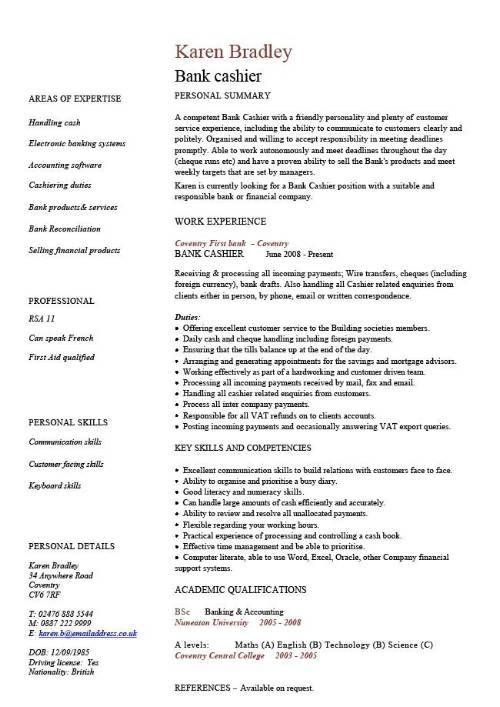 Cv example uk phd