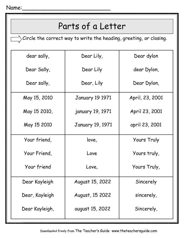 39 best Letter Writing images on Pinterest | Writing ideas ...