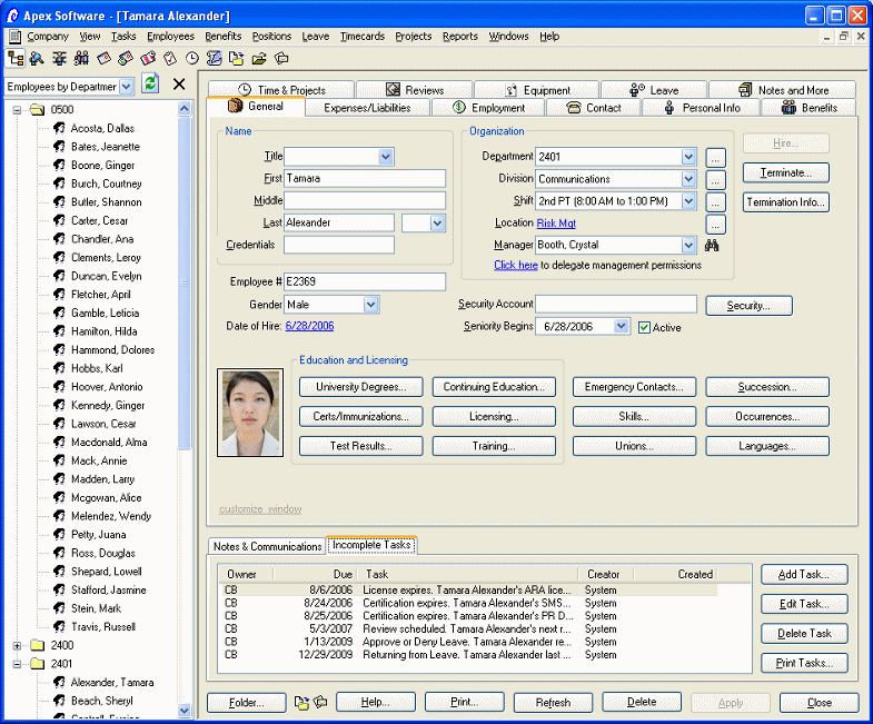 HR Software, HRIS Software, Human Resource Software