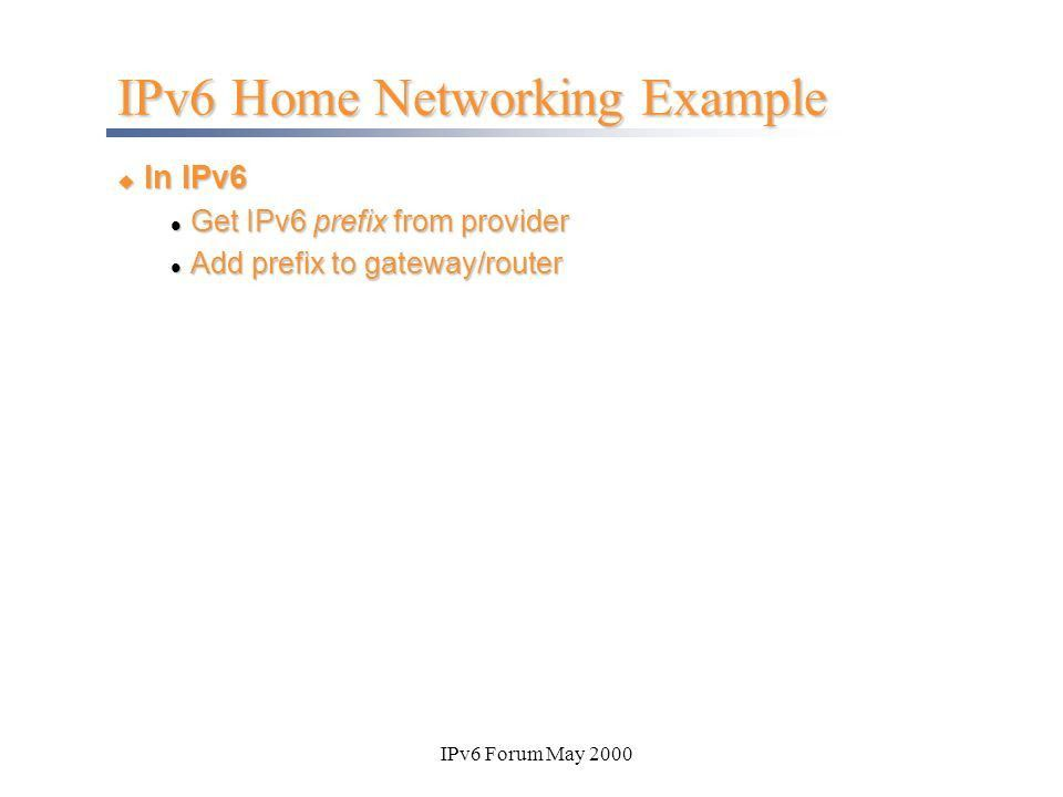 IPv6 Advantages Ted Peng - ppt download
