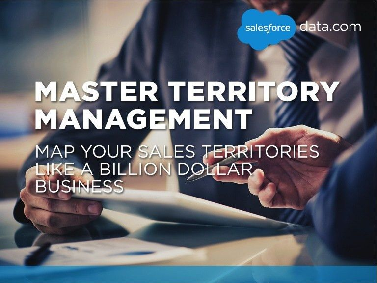 Master Territory Management- Map Your Sales Territories Like a Billio…
