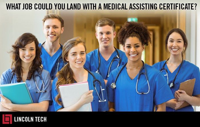 What Jobs Can You Get With a Medical Assistant Certificate?
