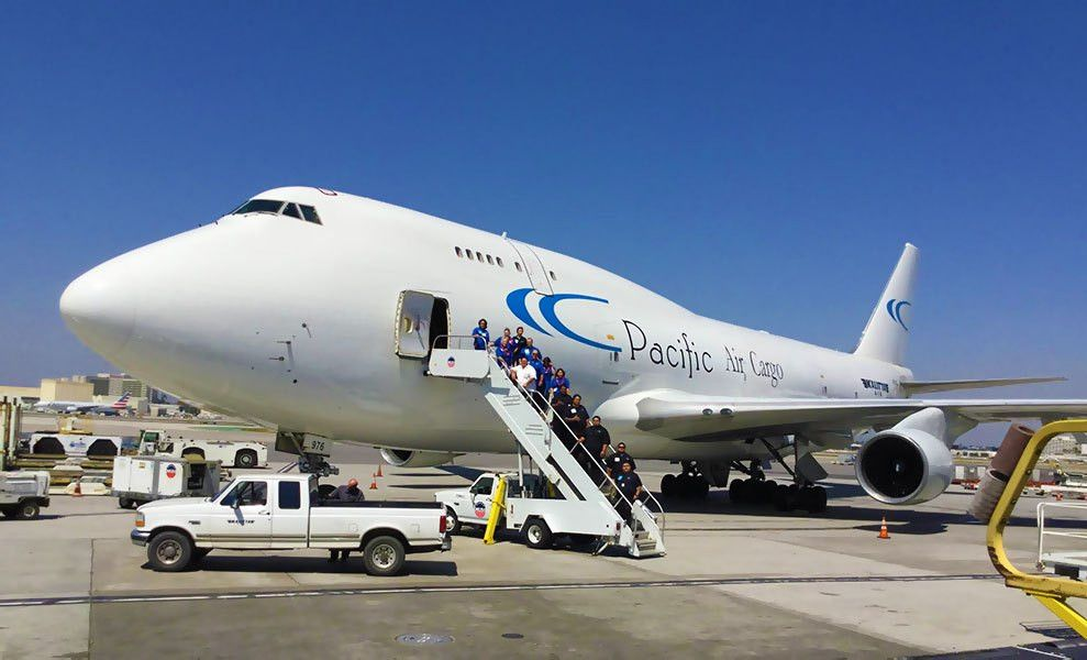 Home - Pacific Air Cargo