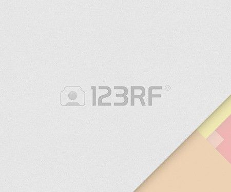 Light Blank Paper Background, Material Design Style Stock Photo ...