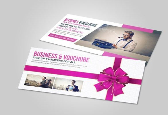 22+ Gift Voucher Templates - Free PSD, EPD, Format Download   Free ...