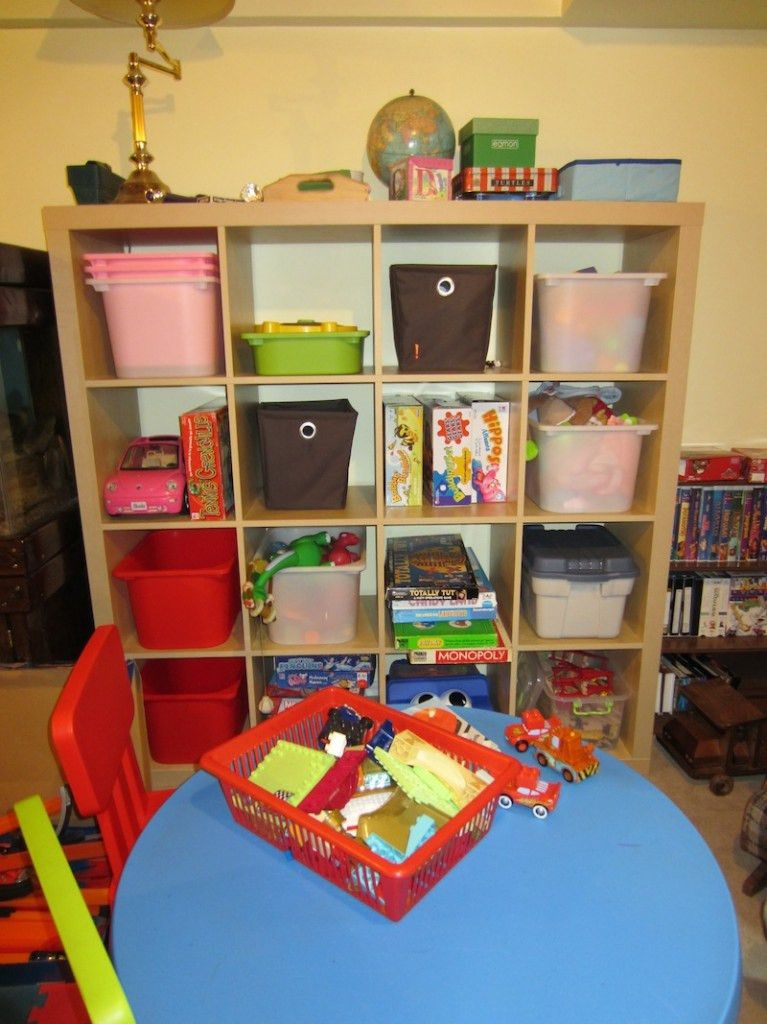 Small Space Playroom Solutions - How To Run A Home Daycare