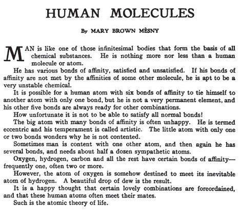 Human molecule - Hmolpedia