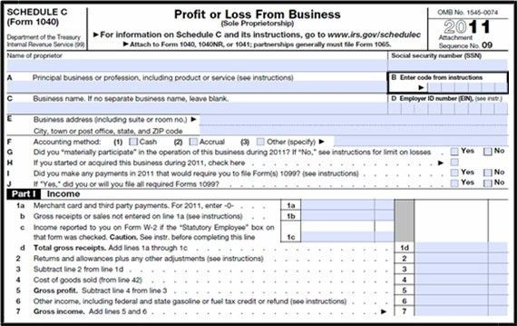 Smashwords – 1040 Exam Prep Module X: Small Business Income and ...