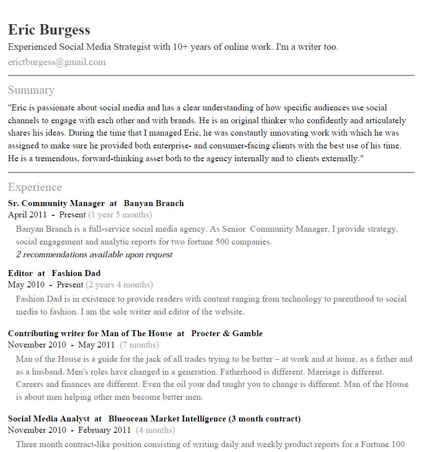 resume profile how to write a professional profile resume genius - What To Write In Profile Of Resume