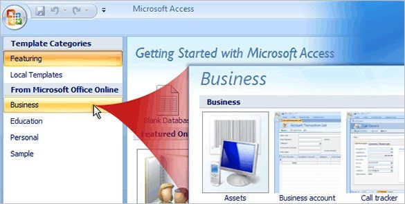 Microsoft Templates – 18+ Free, Word, Excel, PPT, Pub, Access ...