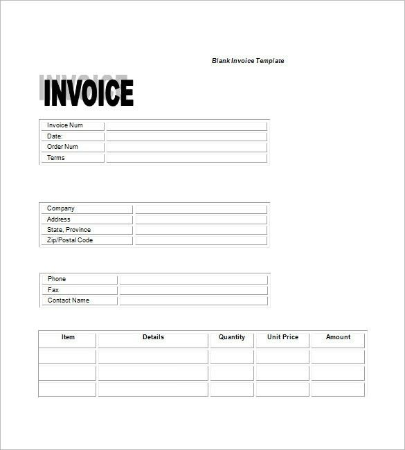 Sample Service Invoice. Spreadsheet-Invoice-Service 10 Simple ...