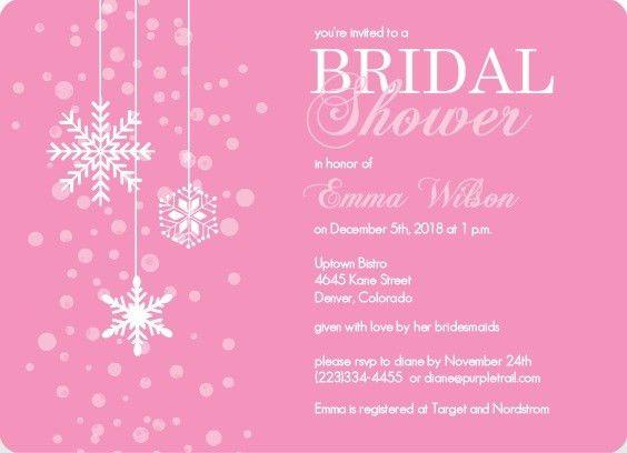Fairytale Bridal Shower Invitations | Bridal Shower Invitations