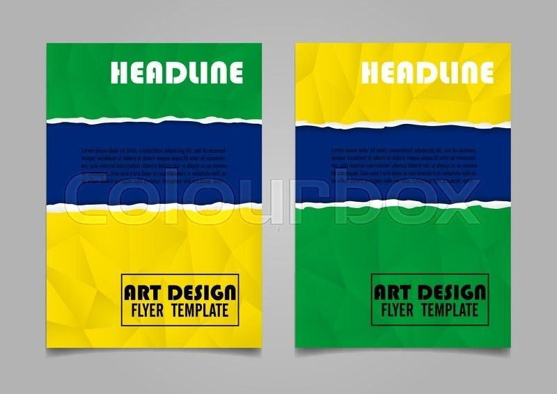Book Cover Layout Design.Abstract Art Cover Layout Design.Sport ...