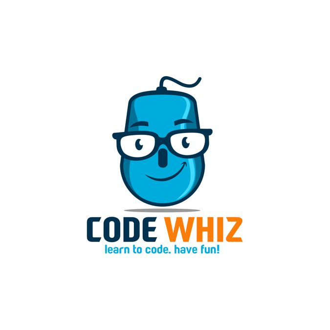 Design a catchy logo and brand for a kids coding tutoring center ...