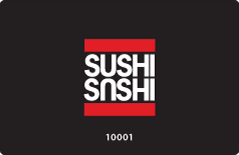 Print Production Portfolio | Sushisushi Membership Card | Design ...