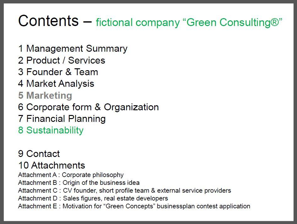 Business Planning for Startups   Businessplan: Marketingplan ...