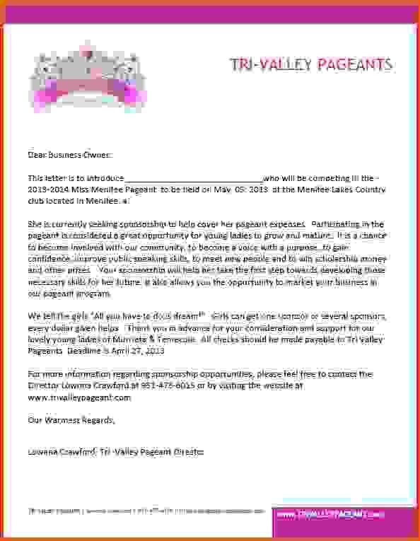Sponsorship Letter.Sponsorship Letter Template.jpg - Sponsorship ...