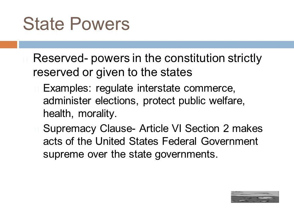 FEDERALISM Powers of Government. Federalism  Definition- Divided ...