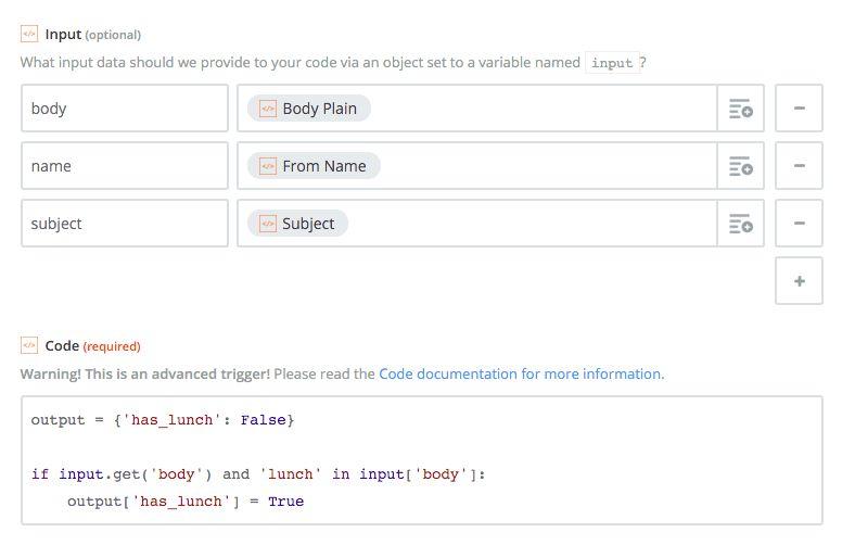 Code (Python) - Integration Help & Support - Zapier