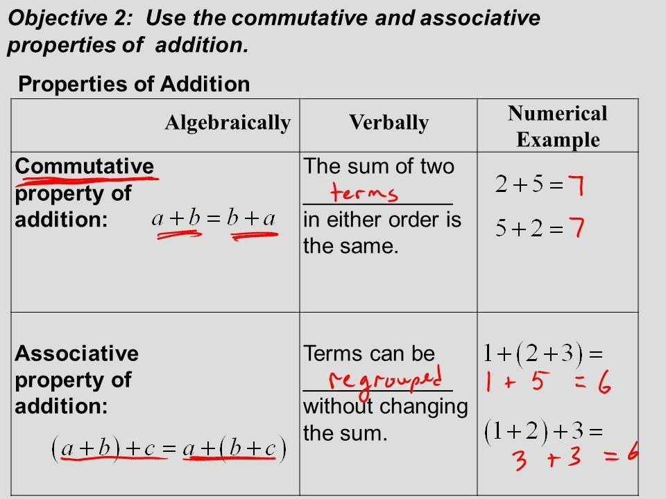 Section 1.4 Addition and Subtraction of Real Numbers. - ppt video ...