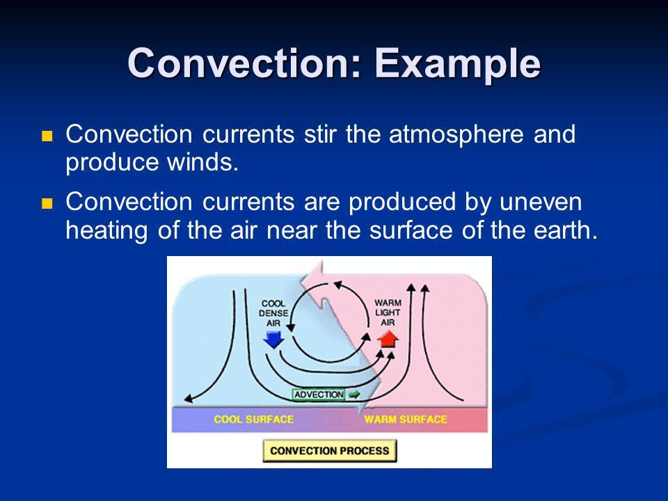 Conduction, Convection, and Radiation - ppt video online download