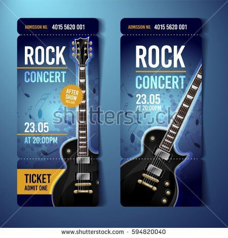 Event Ticket Stock Images, Royalty-Free Images & Vectors ...