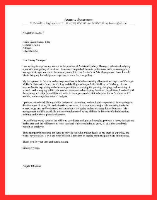 cover letter artist | good resume format