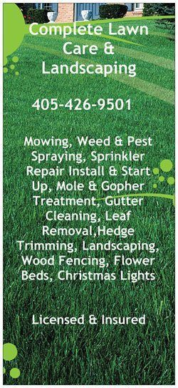 40 best images about lawn service on Pinterest   Flyer template ...