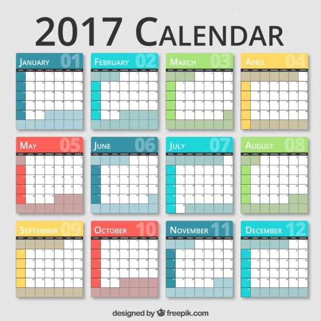 Calendar Vectors, Photos and PSD files | Free Download