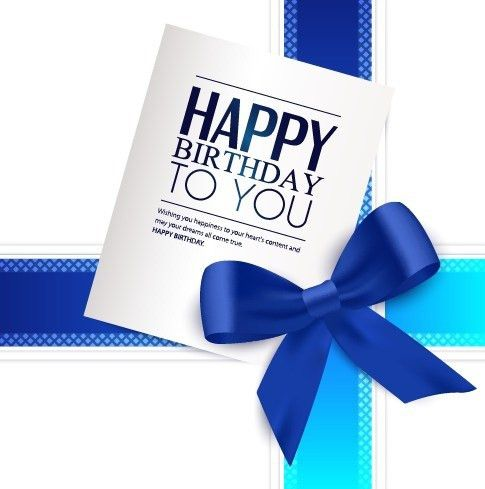 Happy birthday greeting cards free vector download (14,981 Free ...