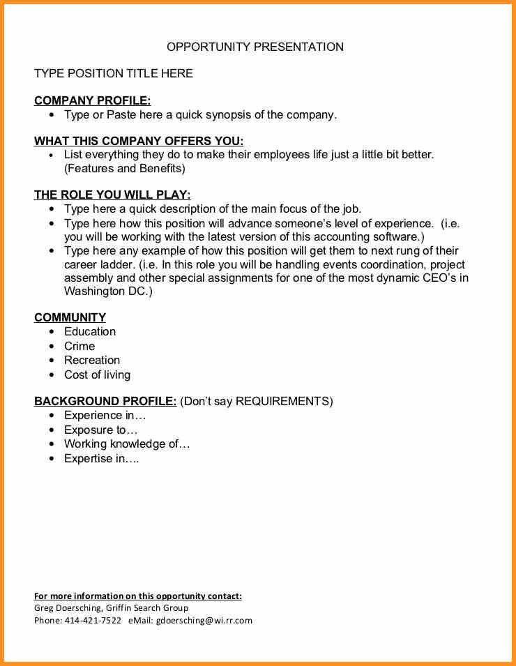 Job Post Template - Contegri.com
