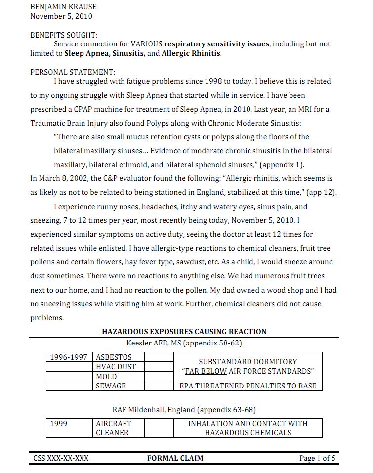 Va appeal letter sample va appeal letter img024jpg when the ro letter to va on disability rating for sinusitis yadclub Image collections