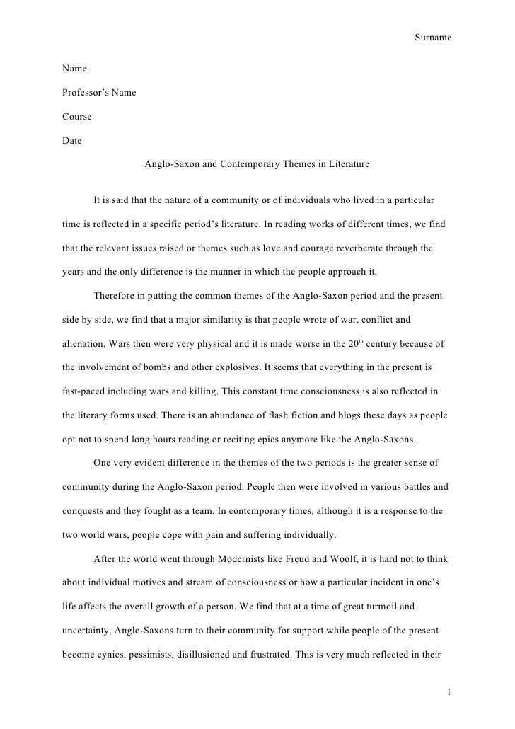 Essays Topics In English Apa Format Sample Paper Essay Apa Format For Essay Template Apa  High School Experience Essay also Hamlet Essay Thesis Example Of An Abstract Apa Purdue Owl Apa Formatting And Style  English Essay Structure
