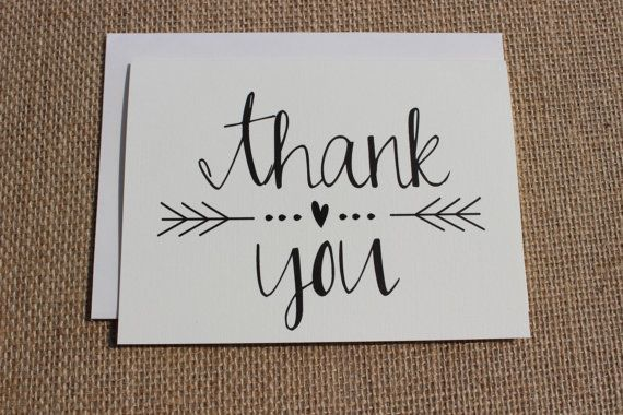 Free Engagement Thank You Cards Templates — Anouk Invitations