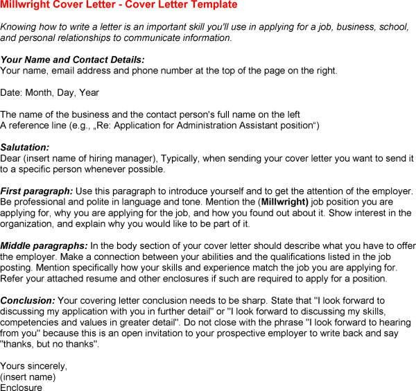 Millwright Resume Example Resume Sample Millwright Damn Good Resume - millwright resume example