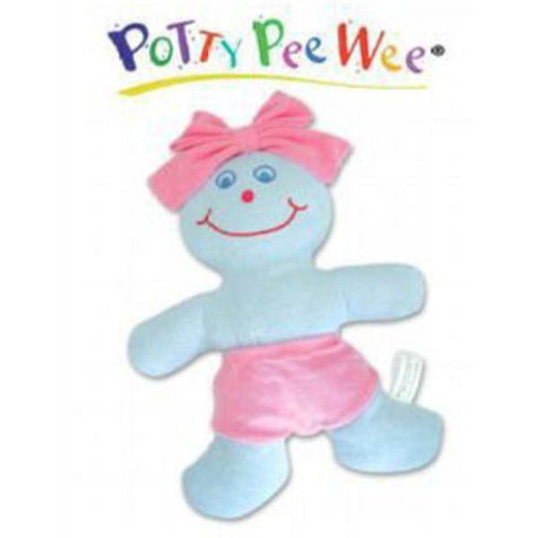 Potty Pee Wee - Girl Potty Training Doll | Potty Training Concepts