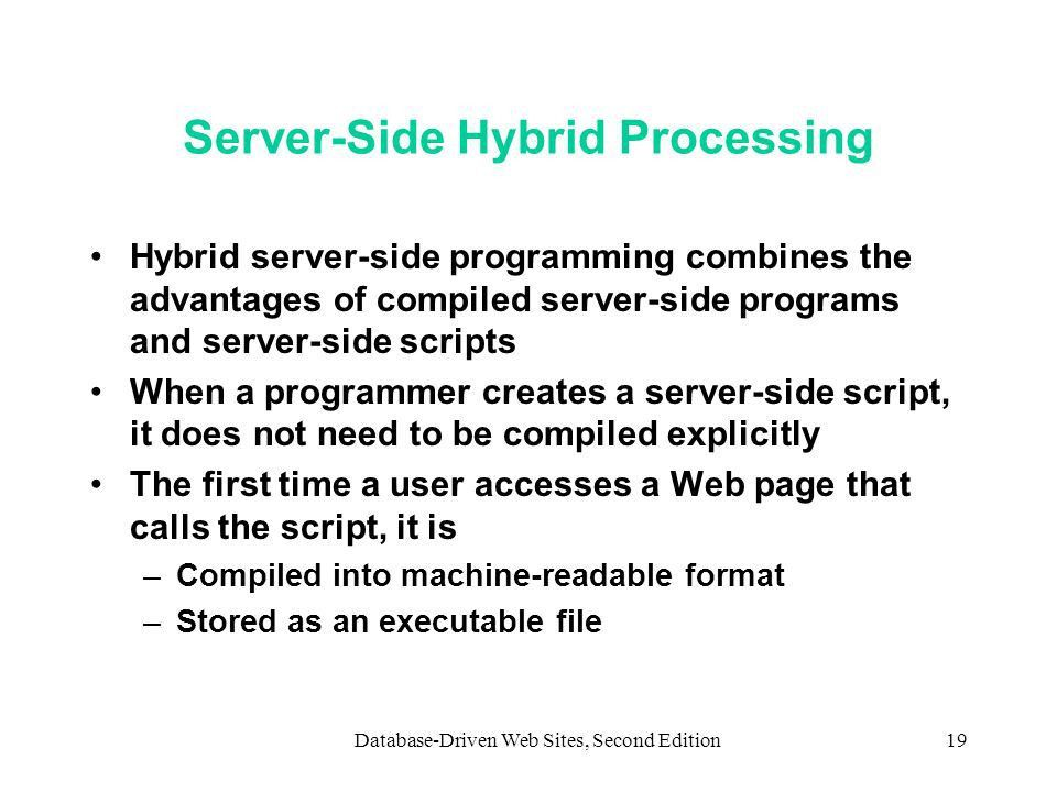 INTRODUCTION TO WEB DATABASE PROGRAMMING - ppt download