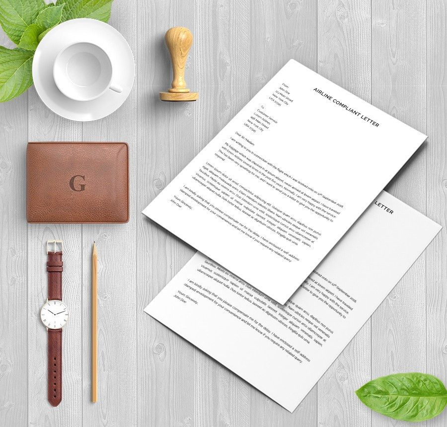 8+ Free Complaint Letter Samples - (Employee, Business, Product)