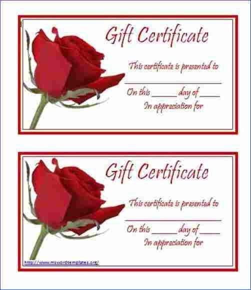 6+ microsoft word gift certificate template | weeklyplanner.website