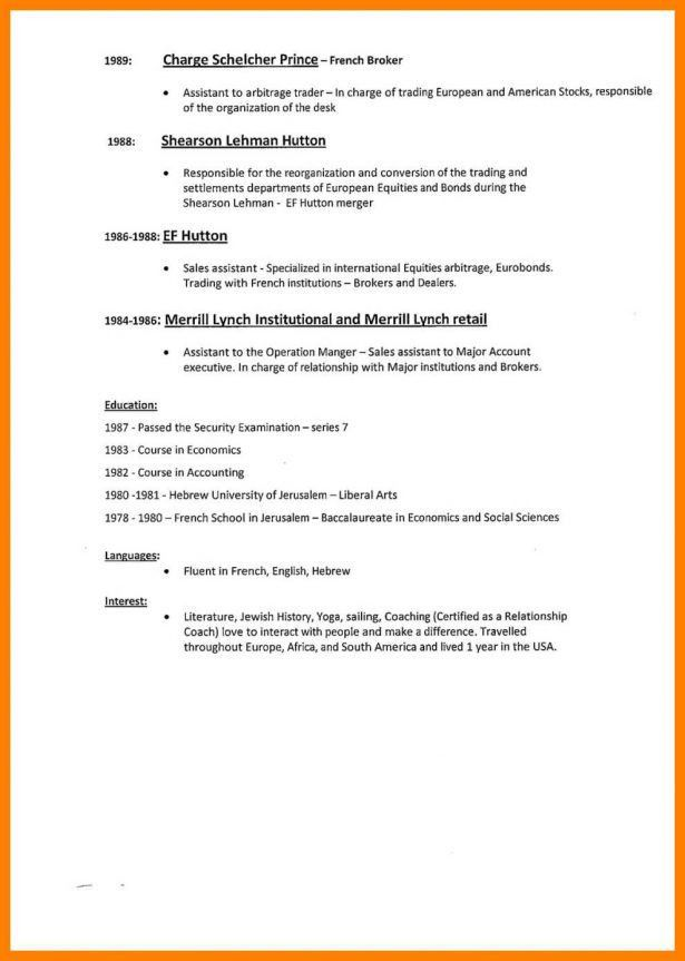 monster resume sample monster resume examples sample resume