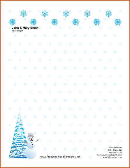 6+ christmas templates for word - bookletemplate.org