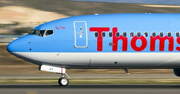 To Be A Pilot - Learn how to fly - Thomson (TUI) Recruiting Type ...