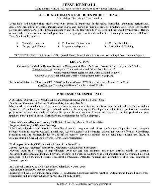 Stylish Design Resume Objective For Career Change 2 Resume ...