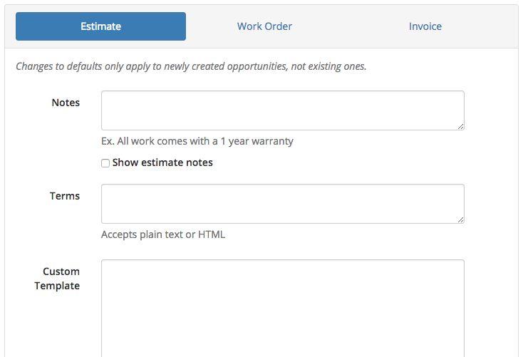 Kickserv Account Set Up - Online Field Service Software