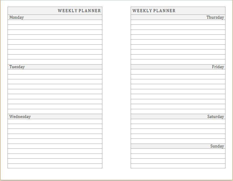 Arc Notebook Templates | Best Template Examples