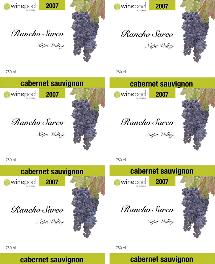 Wine Label Template - Template Free Download   Speedy Template