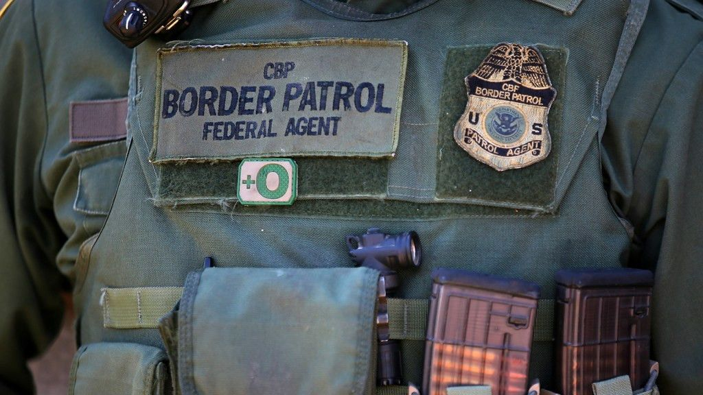Border Patrol keeps immigration checkpoints open as Hurricane ...